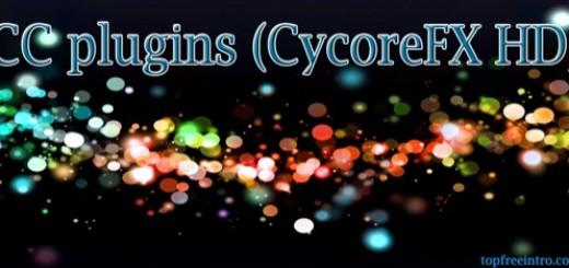 Download last version CC plugins (CycoreFX_HD)