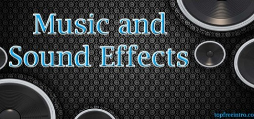 Download Music and Sound Effects of Intro (to Creat Intro)