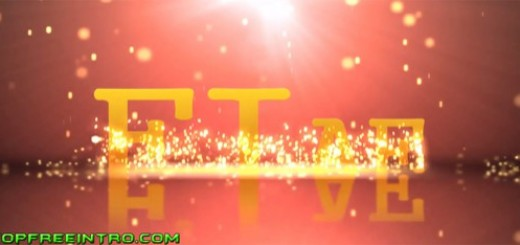 Free Logo Intro Template After Effects -Logo Explosion Intro-