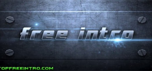 Intro Download Free -Best After Effects Intro Armored-