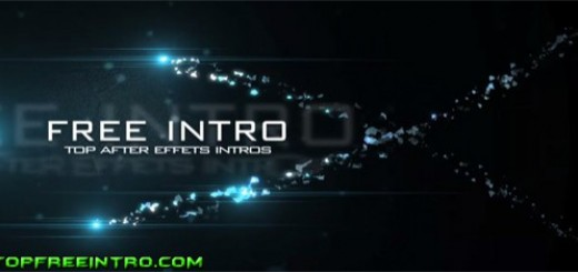 Intro Download Free -Best After Effects Intro Fireflies-