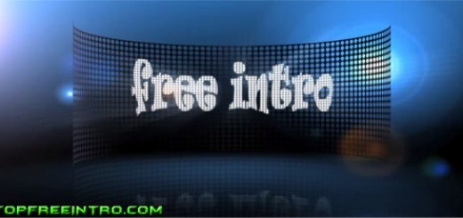 Intro Download Free -Best After Effects Intro Stage Type-