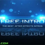 Intro Download Free -Best After Effects Intro Twin Lights-