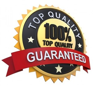 100% top Quality guaranteed