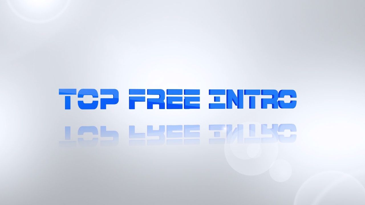 3d logo rotation free intro template ae topfreeintro pronofoot35fo Images
