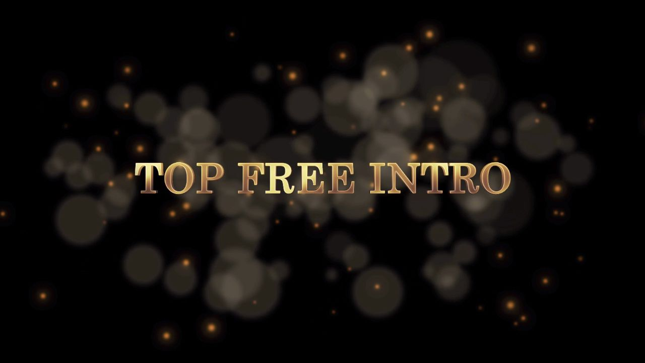 Beauty after effects intro template topfreeintro pronofoot35fo Images