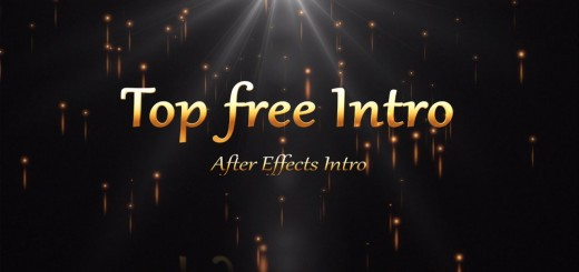 Free After Effects Intro Template - Luxury Intro