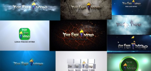 Top 10 After Effects Logo Intro Animation Templates