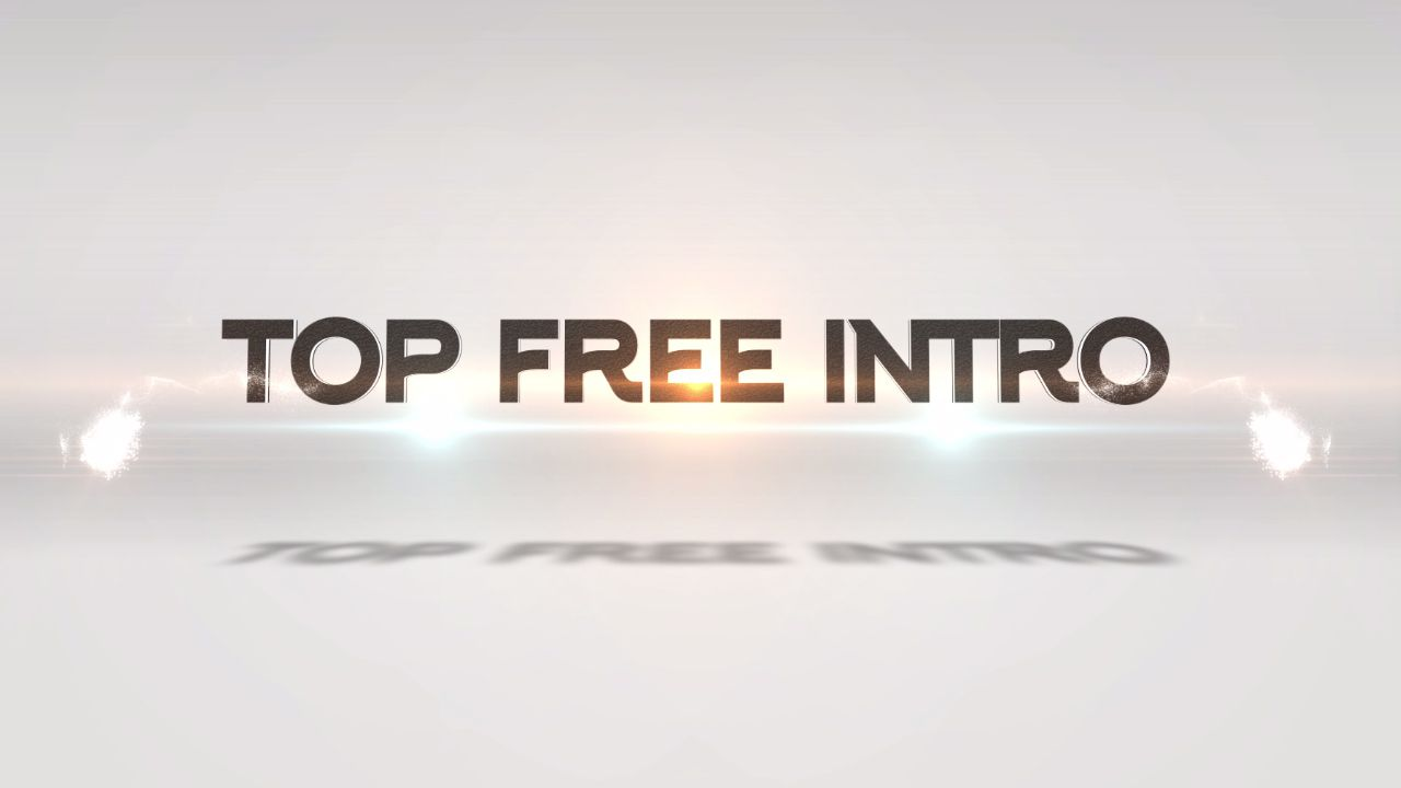 After Effects Intro Template - Momentum | topfreeintro.com