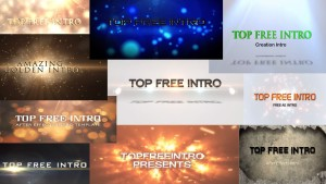 Top 10 Free Intro Templates 2016 After Effects