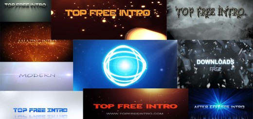 Top 10 After Effects Intro Templates 2016 Free