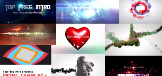 Top 10 Intro Templates 2016 Sony Vegas Free