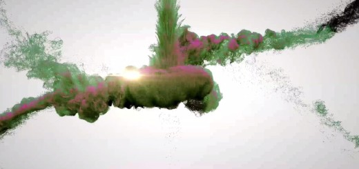 particles light intro template sony vegas