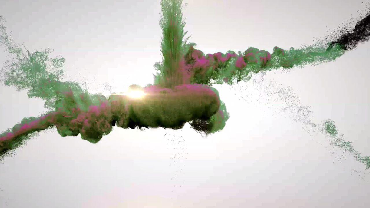 intro template sony vegas - particles light | topfreeintro, Powerpoint templates