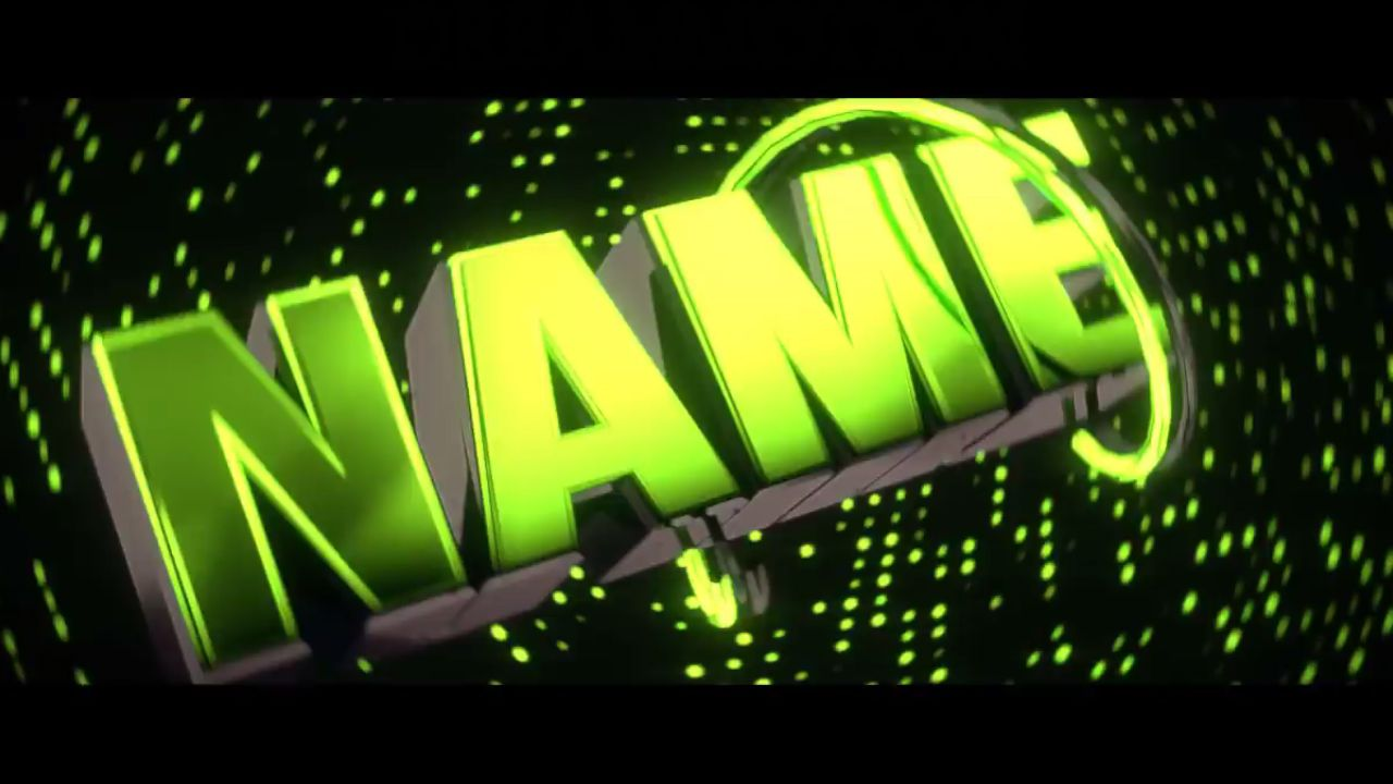 free animated video intro templates - blender intro template 21