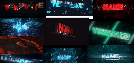 Top 10 Free Intro Templates 2016 Blender Only Download