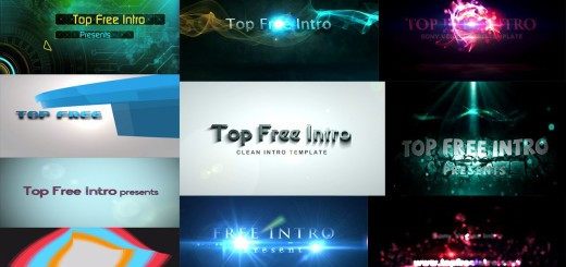 Top 10 Free Intro Templates 2016 Sony Vegas Intro Template Download