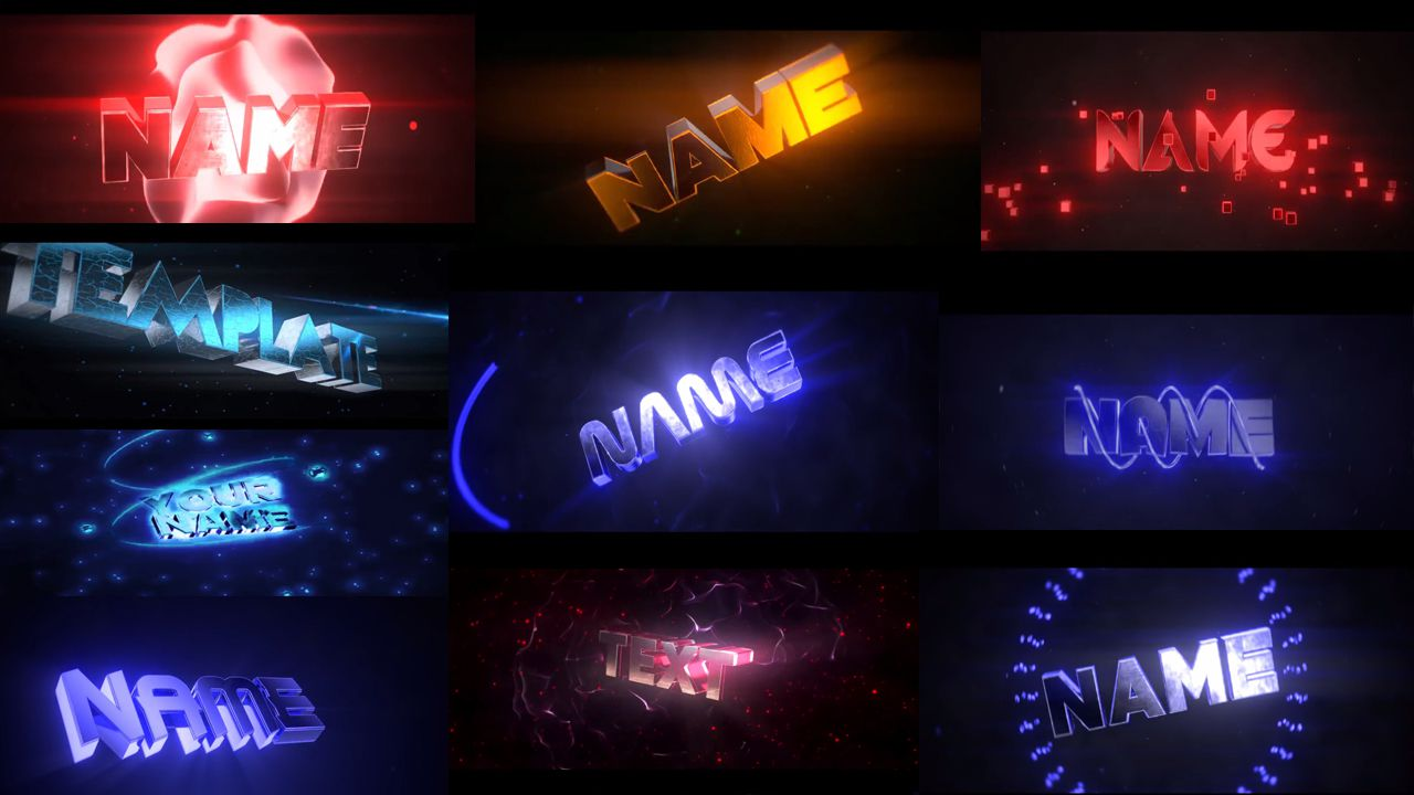 Top 10 free intro templates 2016 blender fast render download top 10 free intro templates 2016 blender fast render download topfreeintro pronofoot35fo Images