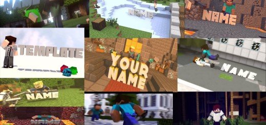 top-10-minecraft-free-intro-templates-2016-blender-only-download