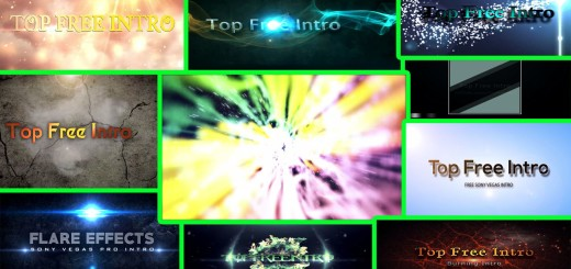 Top 10, Sony Vegas Intro, Sony Vegas, introPro 14, pro 13, 12, Free Intro Templates, Free Intro, Intro Template