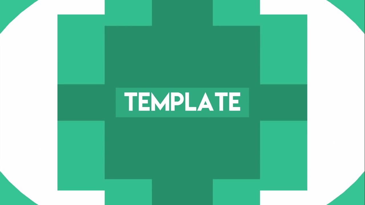 free blender 2d intro template download 14