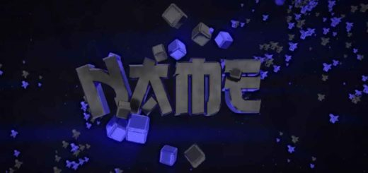 Free Blender Chill Intro Template Download 185 3D