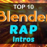 Blender Rap Intro Templates