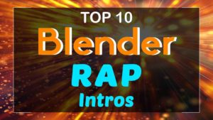 Top 10 Blender Rap Intro Templates 2017 - Free Download ...