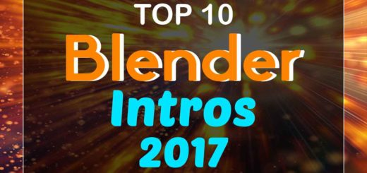 Top 10 Blender Intro Templates 2017