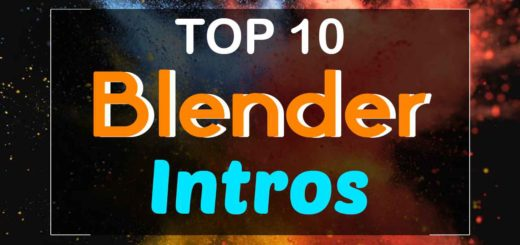 Top 10 Free Intro Templates 2017 Blender Only