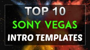 top 10 free intro templates 2017 sony vegas pro 13 14 download, Powerpoint templates