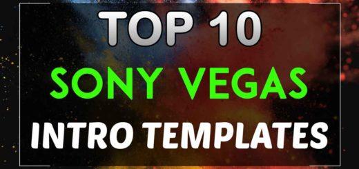 Sony Vegas Intro Templates