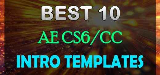 Intro Templates After Effects Free Download
