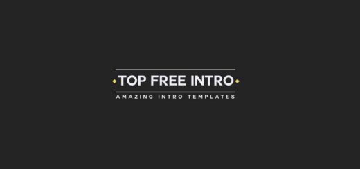 Top 10 Free Intro Templates 2018 After Effects Download No Plugins ...